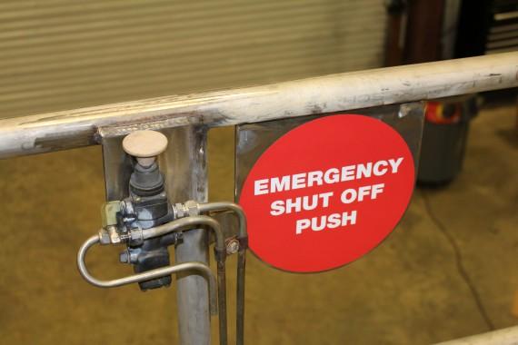 Emergency Shut Off