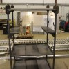 6 pack welding machine racks
