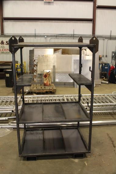 6 pack welding machine racks